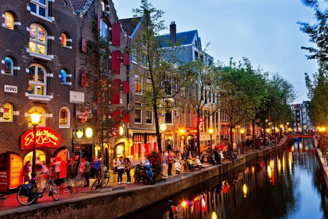 В Амстердаме решили переименовать улицы