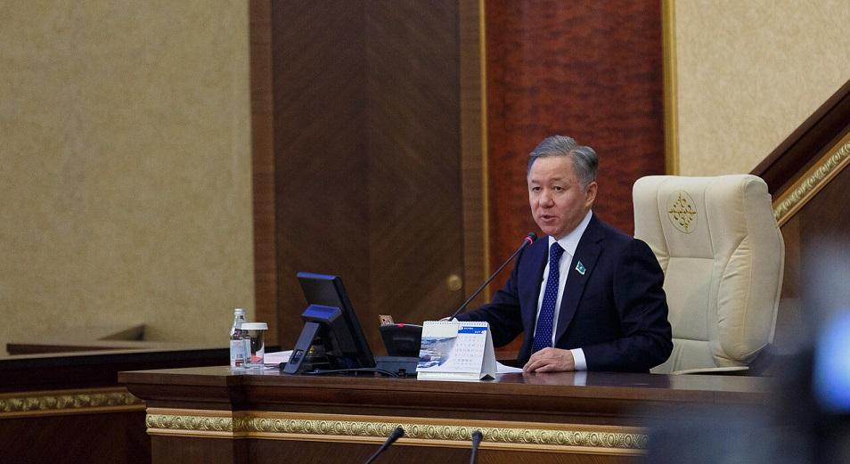 Более 60 стран и 16 международных организаций подтвердили участие в совещании спикеров зарубежных парламентов в РК