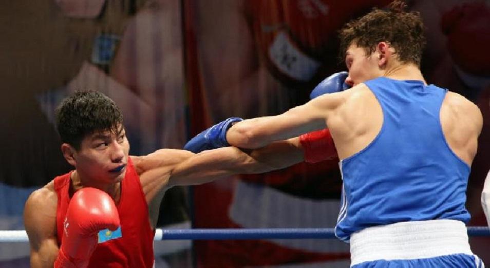 Заурбек дебютировал на профи-ринге с двух нокдаунов , Спорт, Бокс