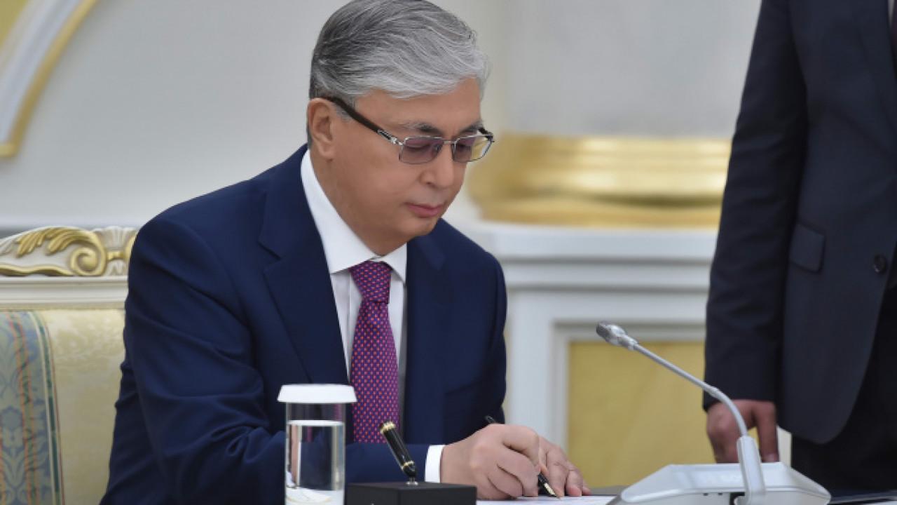 Казахстан ратифицировал соглашение о распространении документов по межгосударственной стандартизации