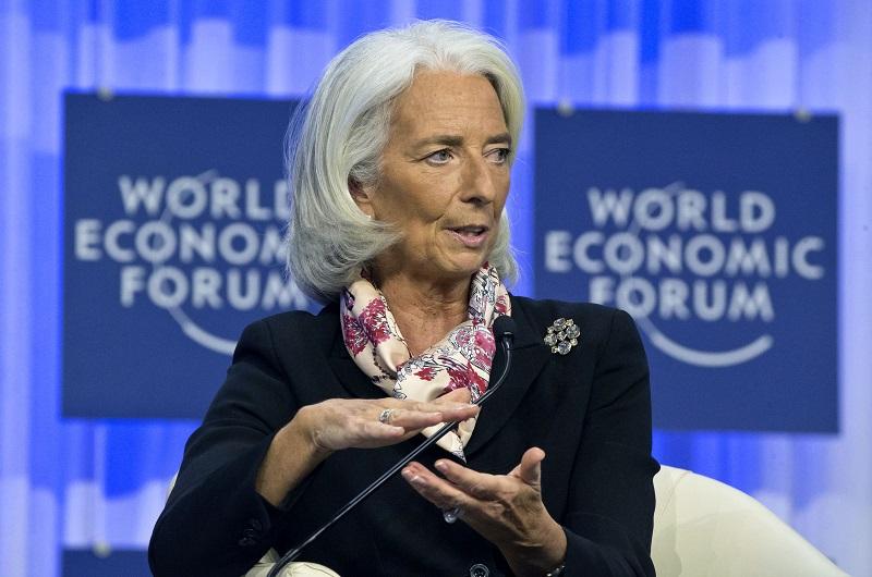 Стало известно, когда Кристин Лагард покинет пост главы МВФ
