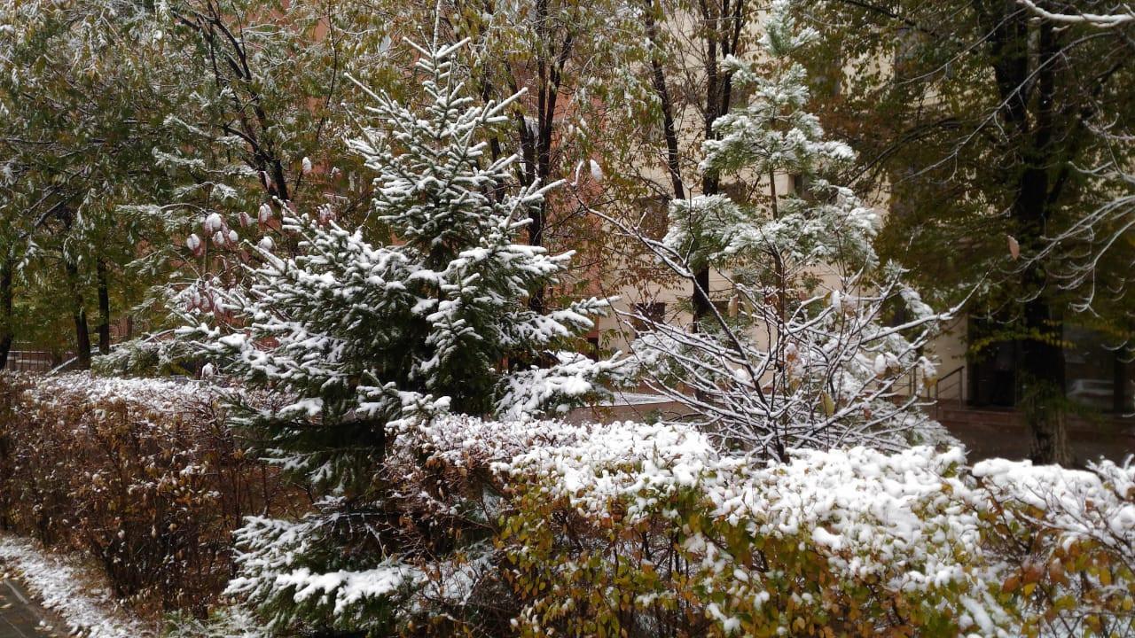 В Астане в ближайшие три дня сохранится морозная погода