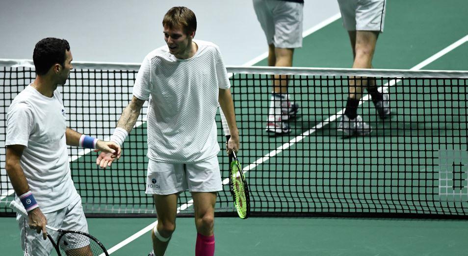 Голубев и Бублик вышли в четвертьфинал Antalya Open