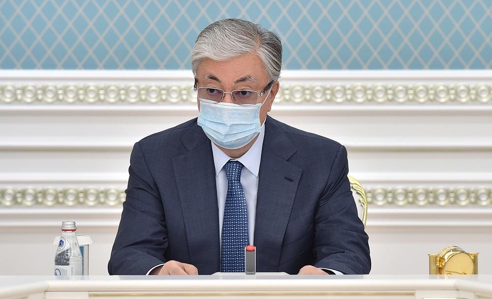 Касым-Жомарт Токаев провел совещание по вопросам реформирования правоохранительной системы