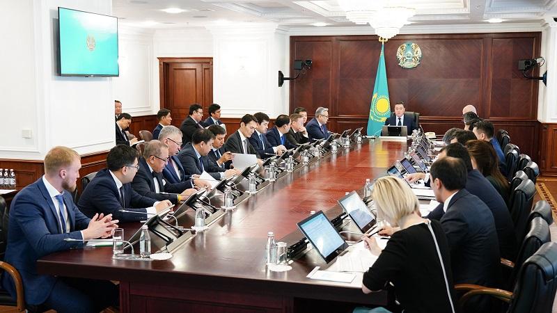 Казахстан расширит меры по поддержке бизнеса и развитию предпринимательства – премьер