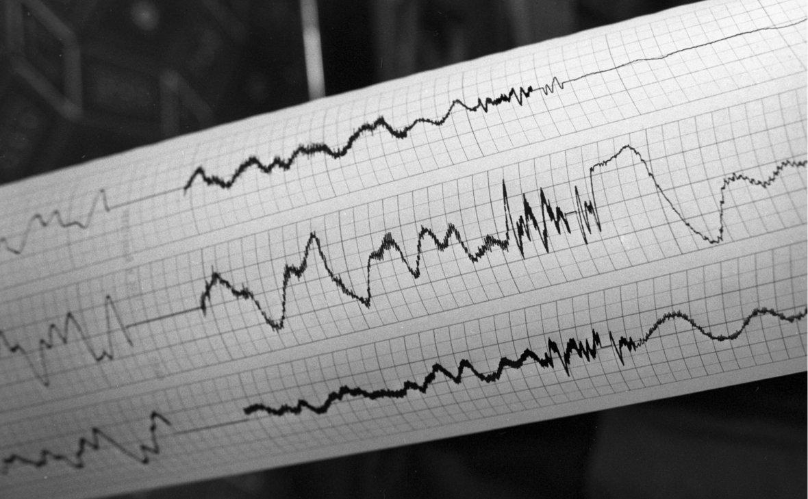 Сейсмологи Казахстана зафиксировали землетрясение в Китае