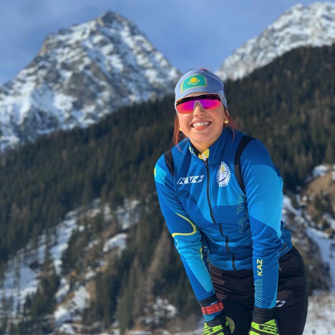 Казахстанка Елизавета Бельченко вошла в топ-40 на этапе Кубка мира по биатлону