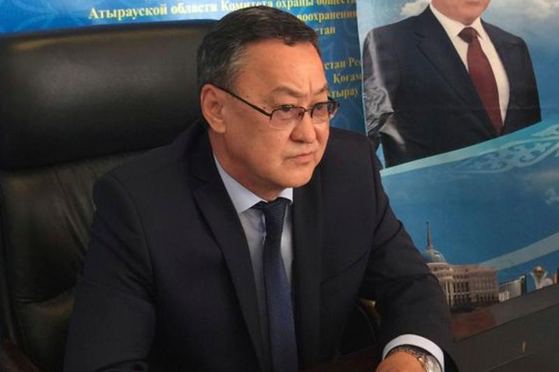 Назначен новый главный санитарный врач Атырауской области