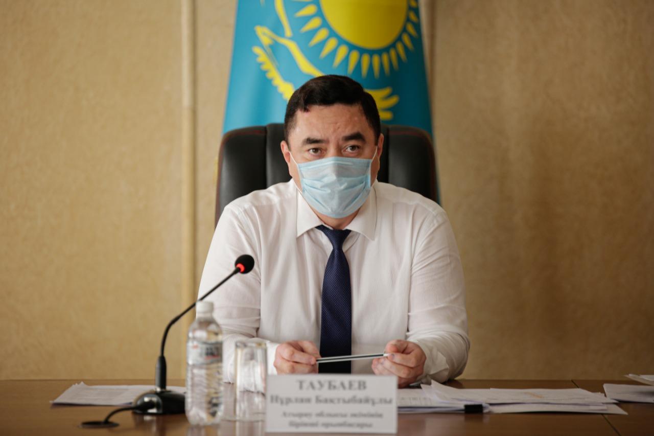 В Атырау могут усилить меры карантина из-за нарушения санитарных норм