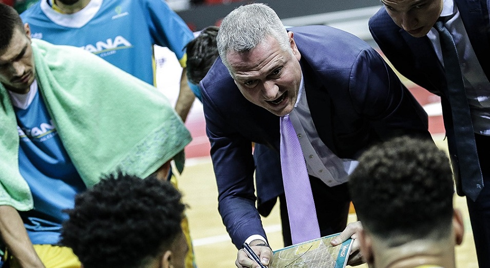 Райкович о матче в Новгороде: «Мы проиграли во второй четверти» , Спорт, Баскетбол