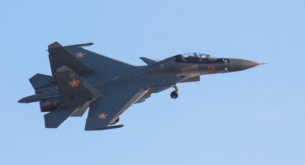 Қарағанды облысында Су-30 ұшағы апатқа ұшырады