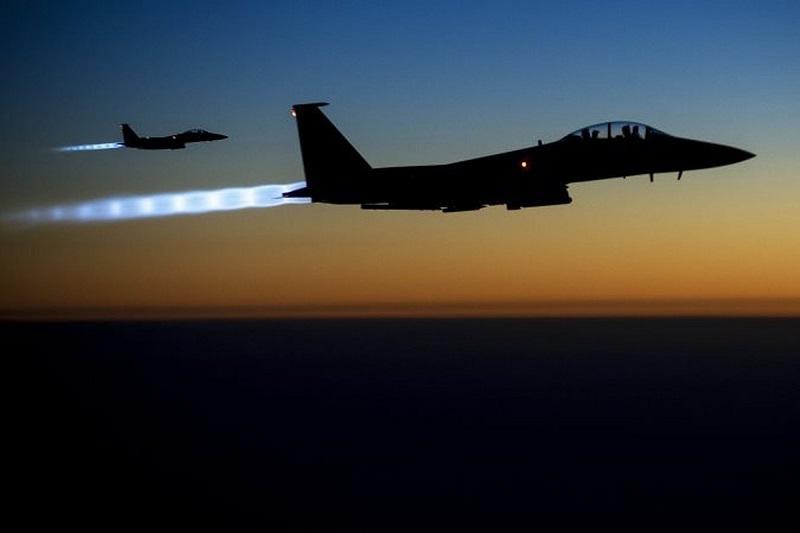 США нанесли первый авиаудар по талибам после заключения соглашения