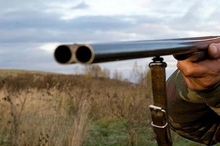 Браконьера с незарегистрированным ружьем задержали в Костанайской области