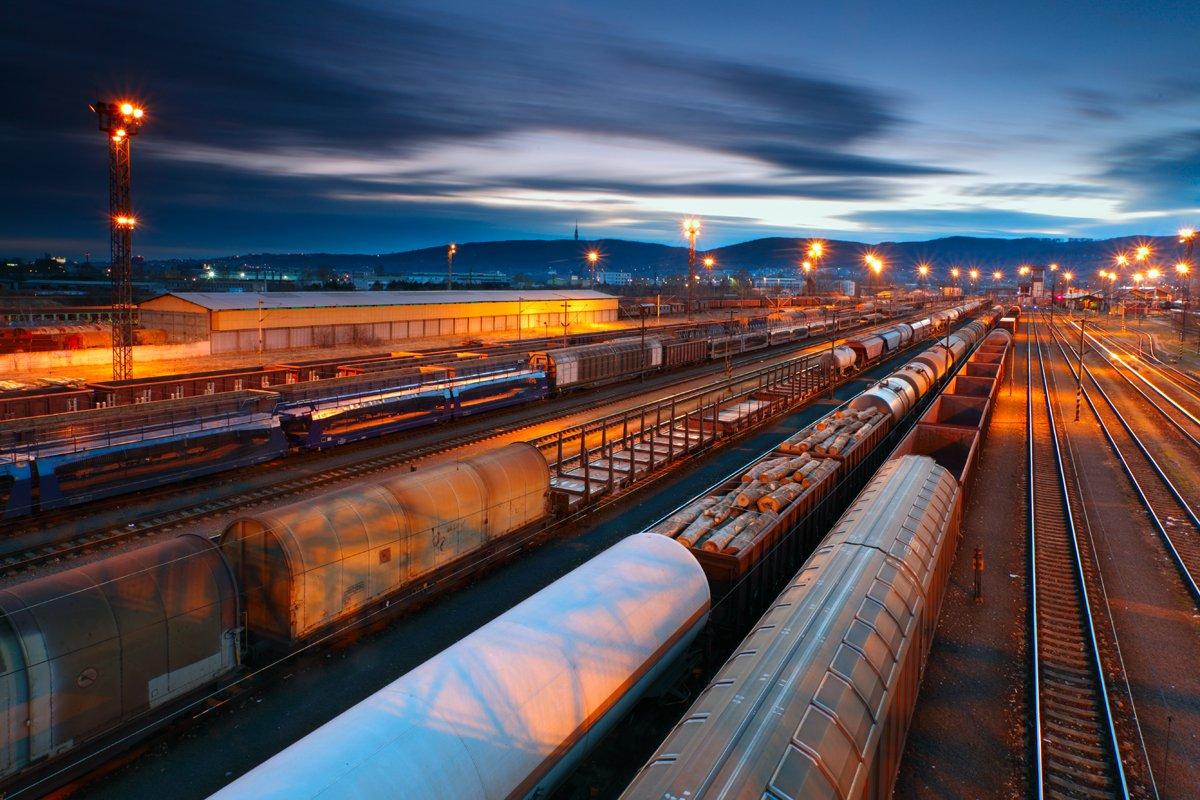 Объем грузоперевозок железнодорожным транспортом между РК и КНР увеличится   на 16%