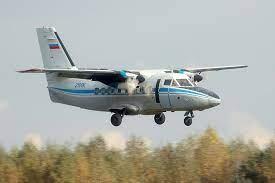 Четверо погибли при крушении самолета Л-410 в Кемеровской области