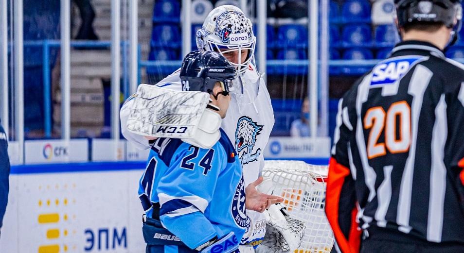 «Барыс» досрочно вышел в плей-офф КХЛ