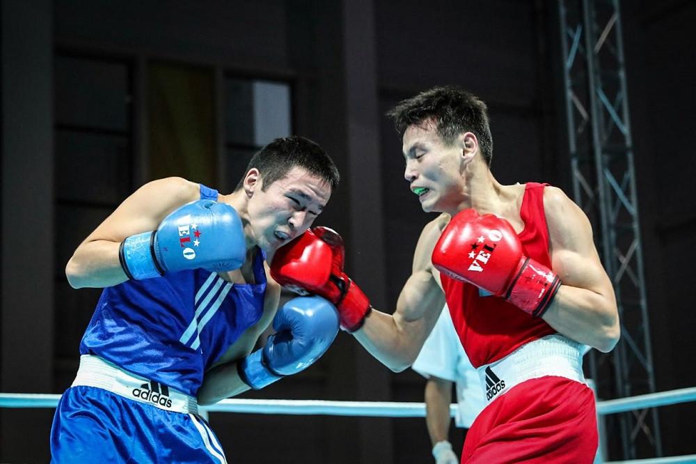 Боксеры РК стартовали с победы на Международном турнире в Баку
