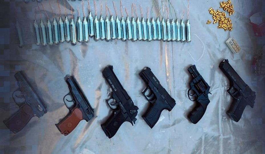 В Казахстане призвали ускориться с поправками о незаконном обороте оружия