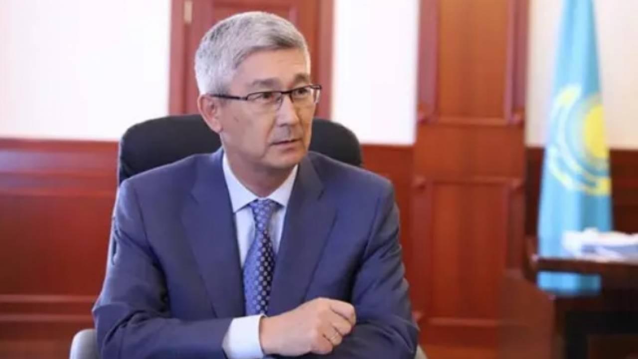 Касым-Жомарт Токаев освободил от должности Серикбая Трумова