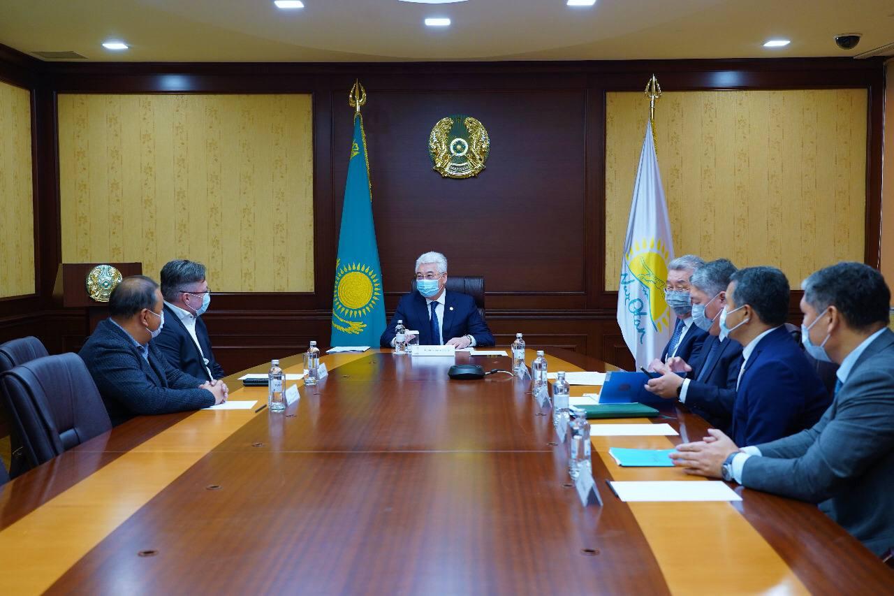 DHL вложит 4 млрд тенге в строительство складов в аэропорту Нурсултан Назарбаев