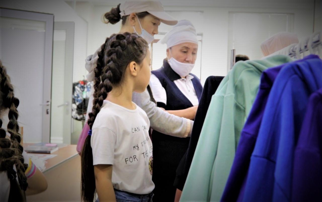 Нұр-Сұлтанда әлеуметтік аз қамтылған отбасылардың балаларына 800 млн теңге бөлінеді