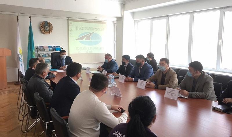 В Алматинской области по итогам года качество республиканской сети дорог достигло 99%