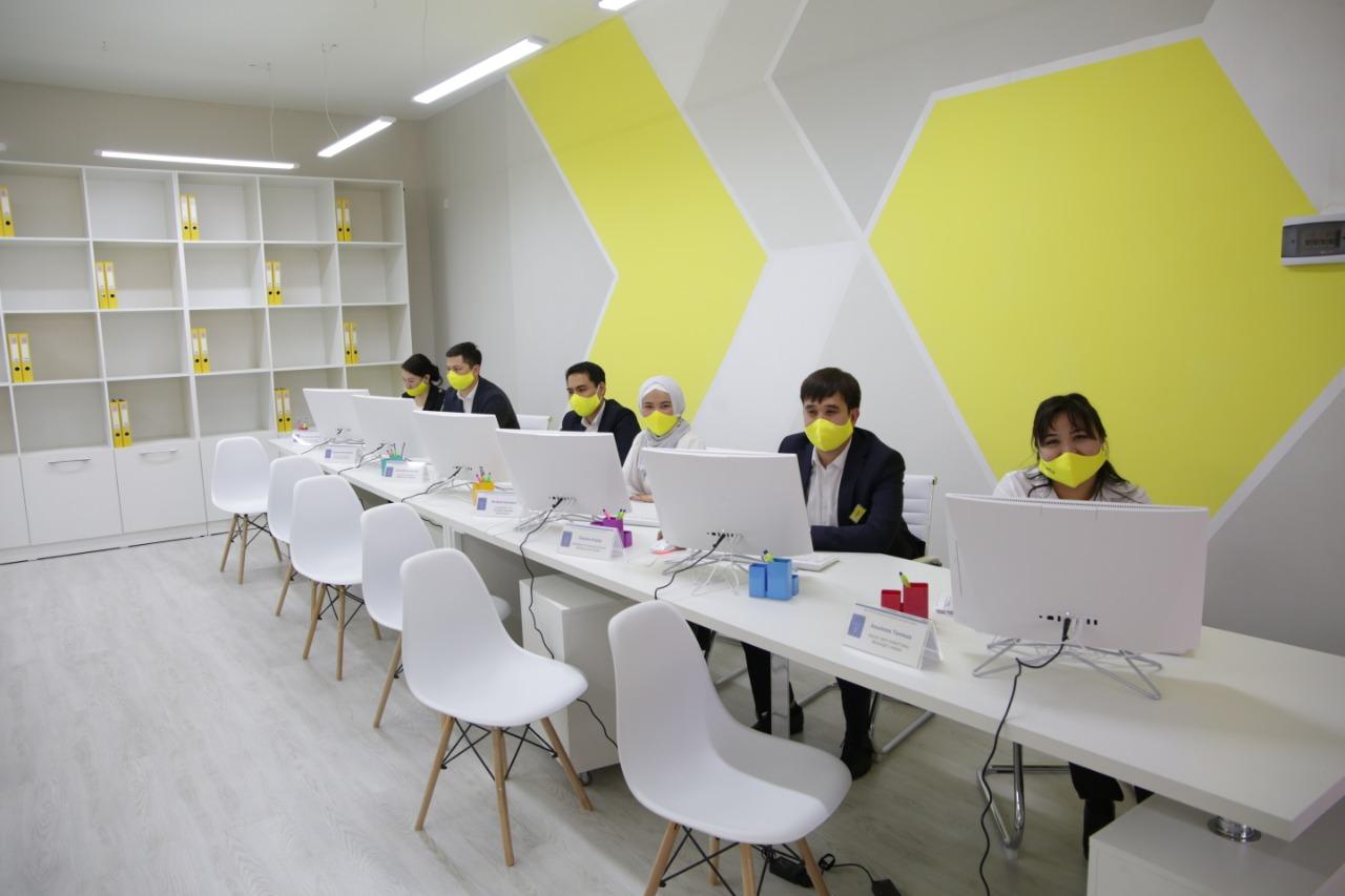 В Таразе открылся центр «Правительство для бизнеса»