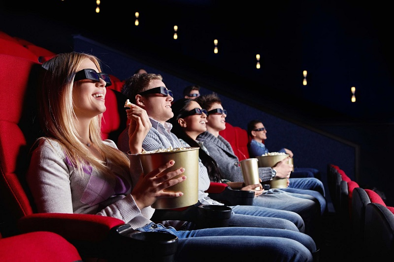 Почему россияне увеличили траты в кинотеатрах
