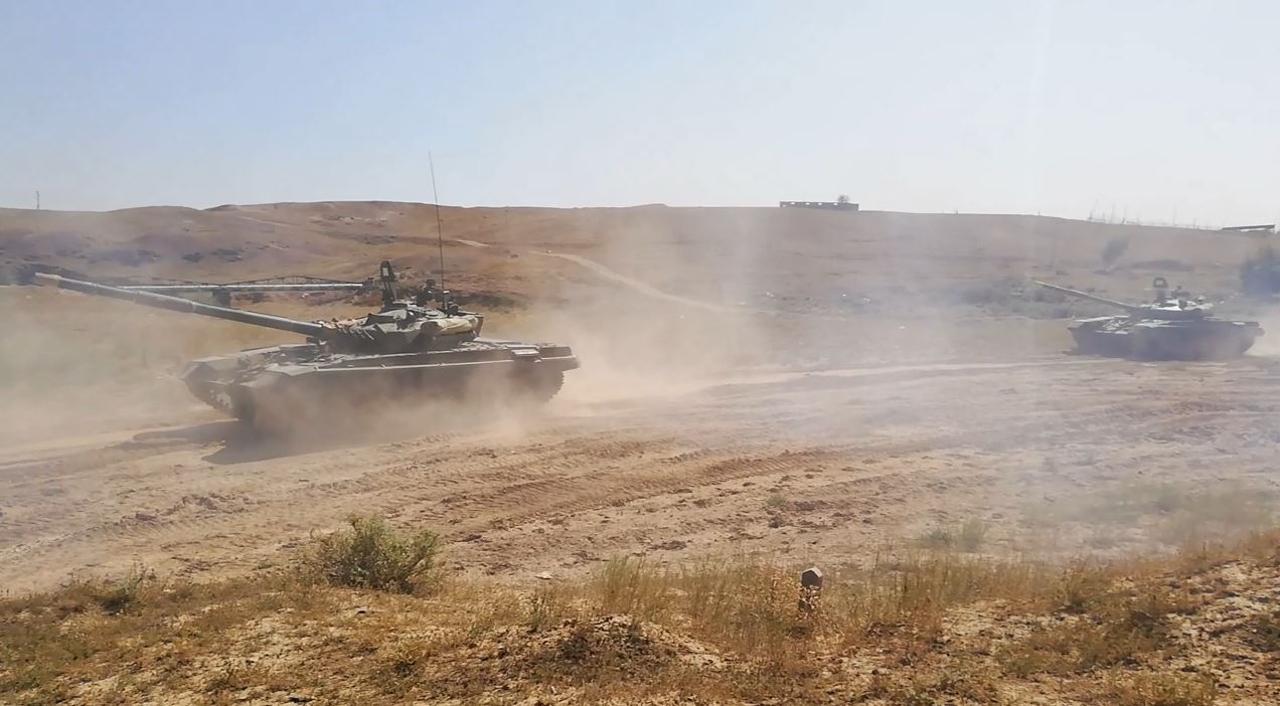 Россия обеспечит казахстанских военных техсредствами в рамках соглашения в СНГ