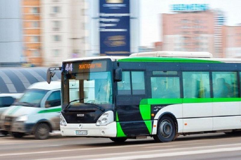 Как будут ходить столичные автобусы 7 января