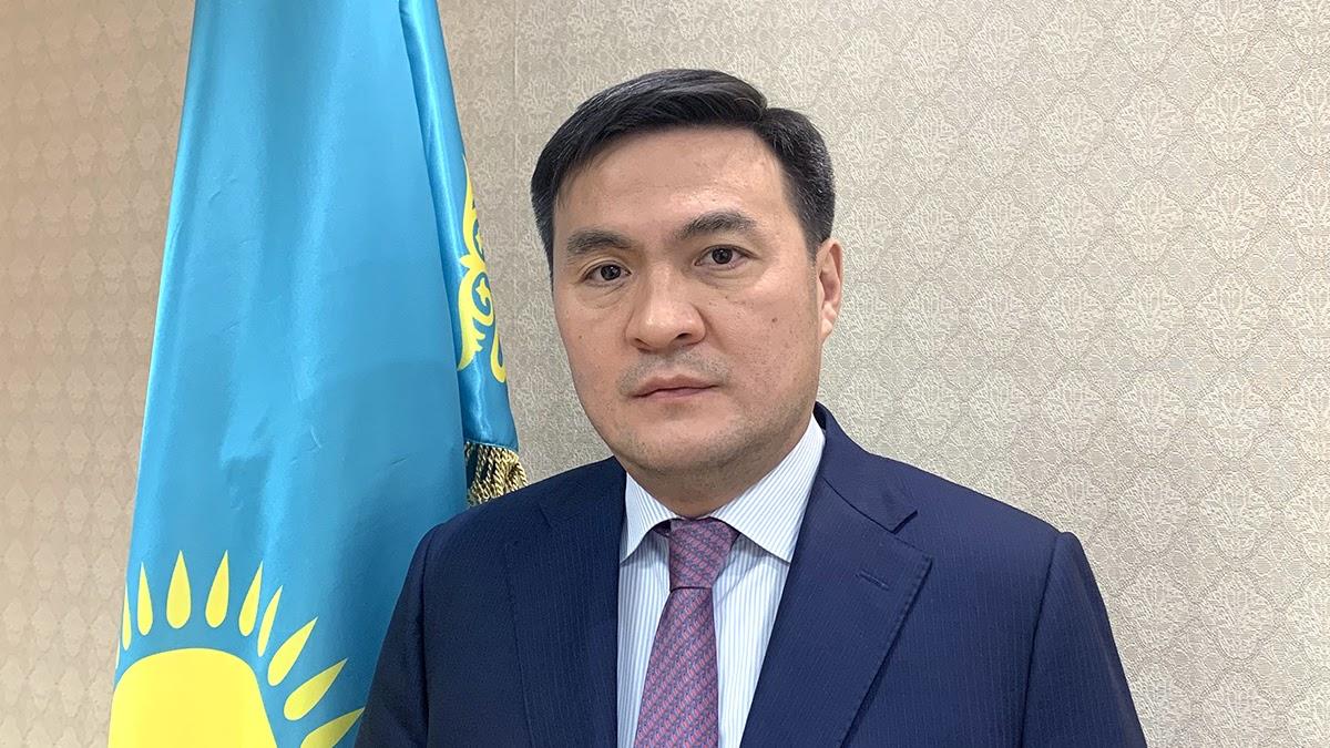 Ануар Ахметжанов освобожден от должности первого вице-министра цифрового развития, инноваций и аэрокосмической промышленности РК