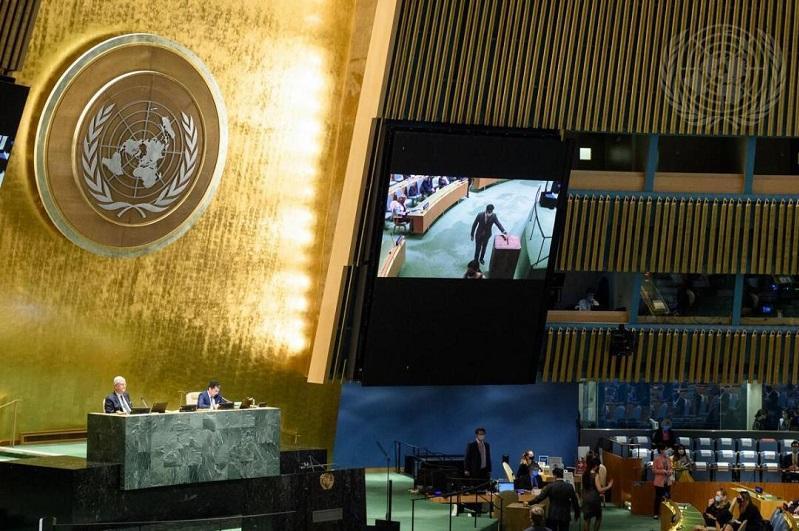 Казахстан избран в состав Экономического и социального совета ООН на 2022-2024 годы