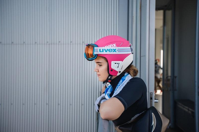 ЧМ по прыжкам на лыжах с трамплина среди юниоров: как выступили казахстанцы