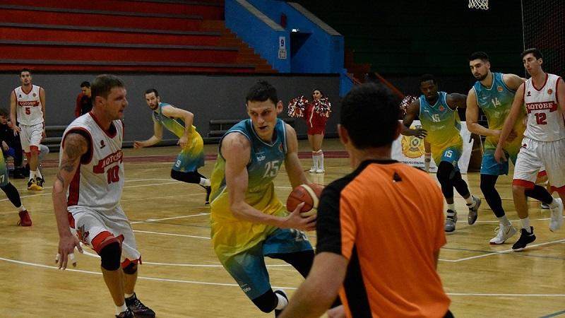 «Астана» и «Барсы Атырау» сильнее соперников по Национальной лиге