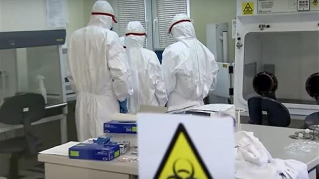 Пятый отряд специалистов ФМБА прибыл в Байконур для помощи в борьбе с коронавирусом