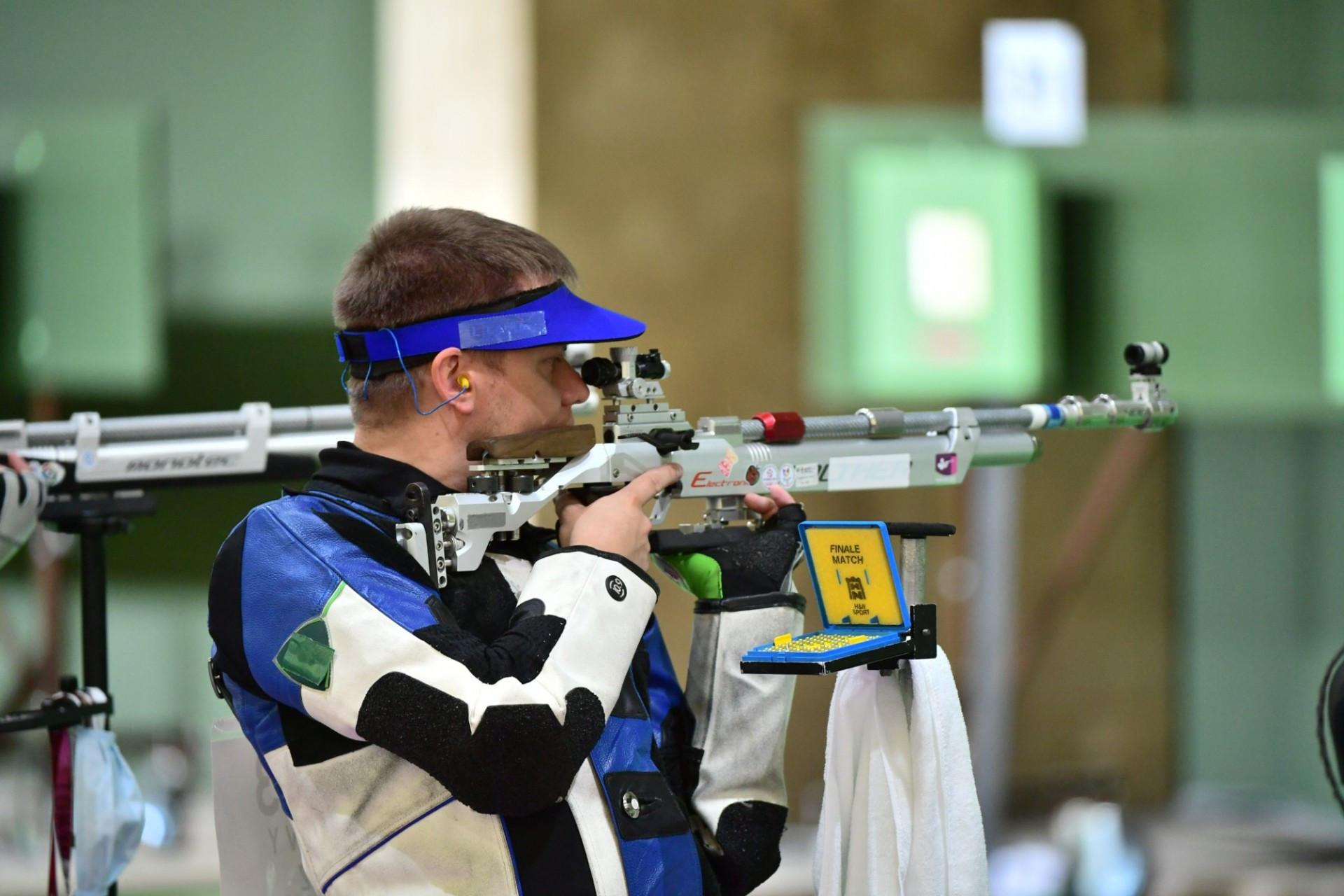 Казахстанские стрелки стали первыми на чемпионате Азии