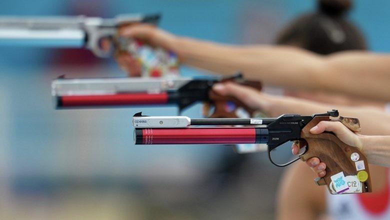 Команда Казахстана по пулевой стрельбе завоевала серебро чемпионата Азии