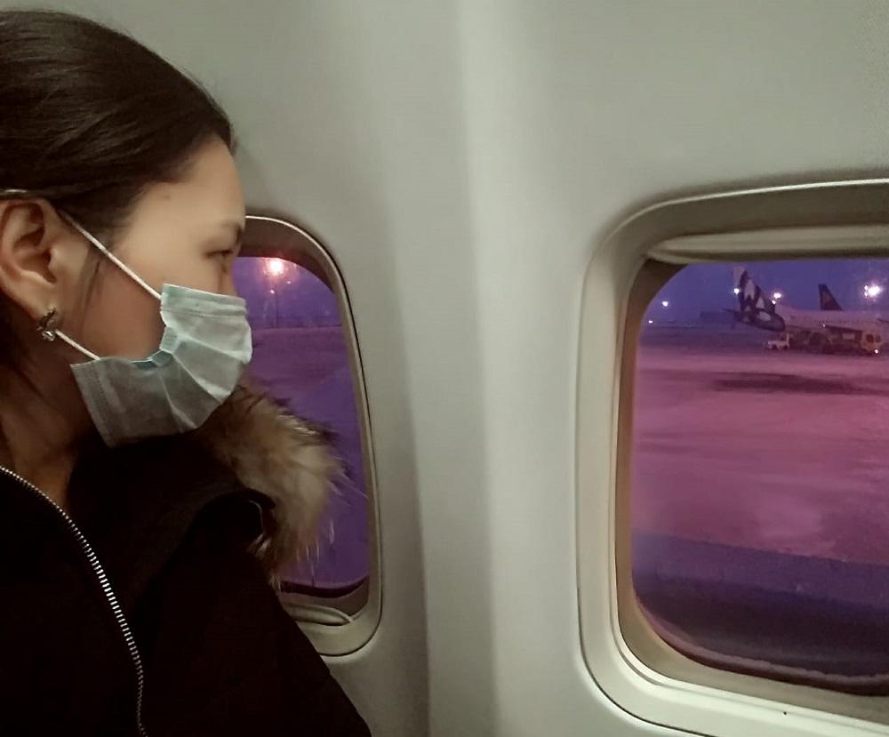 Шетелден әуе рейстерімен келетін жолаушыларға талап күшейтілді