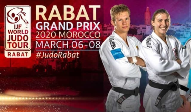 Этап Гран-при по дзюдо в Рабате отменен