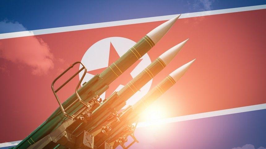 КНДР запустила неопознанный снаряд в сторону Японского моря