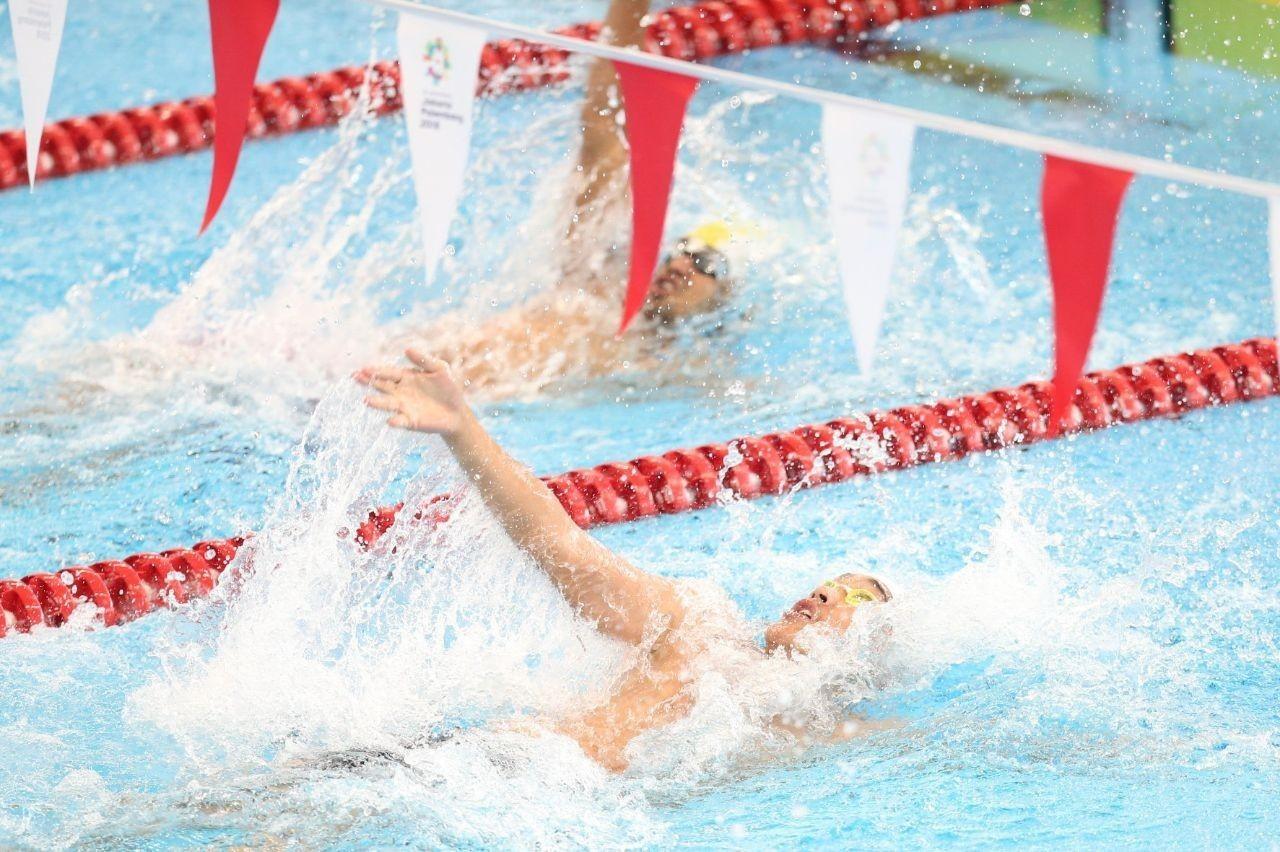 Жүзуден Қазандағы әлем кубогі кезеңіне қатысатын спортшылар анықталды