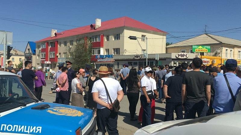 Место для митингов не должно быть на окраинах города – Абаев