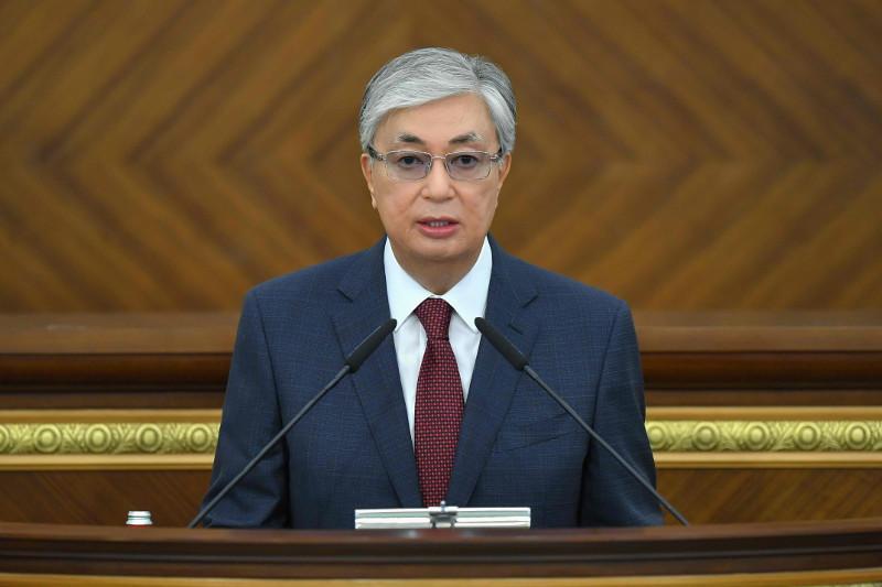 Необходимо дать гражданам возможность управлять пенсионными активами – Токаев
