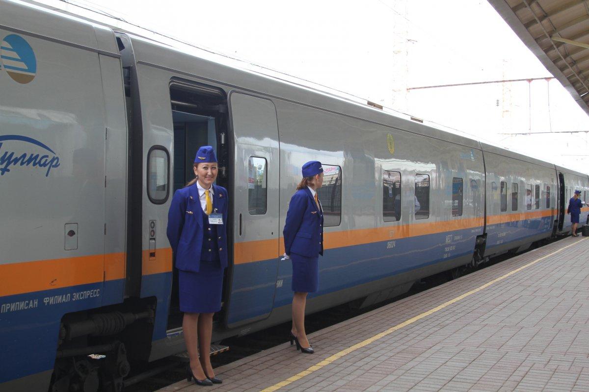 В связи с праздниками запустят дополнительный поезд сообщением Кызылорда – Атырау