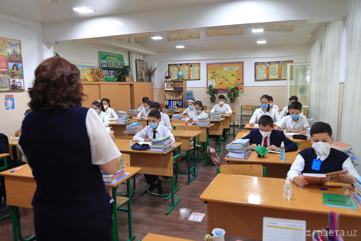 Работа школ в традиционном формате возможна только при 100%-ной вакцинации педагогов – Цой