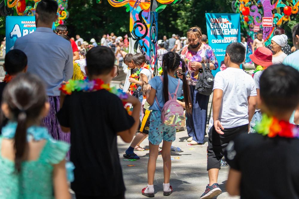 Численность населения Алматы превысила 2 млн человек