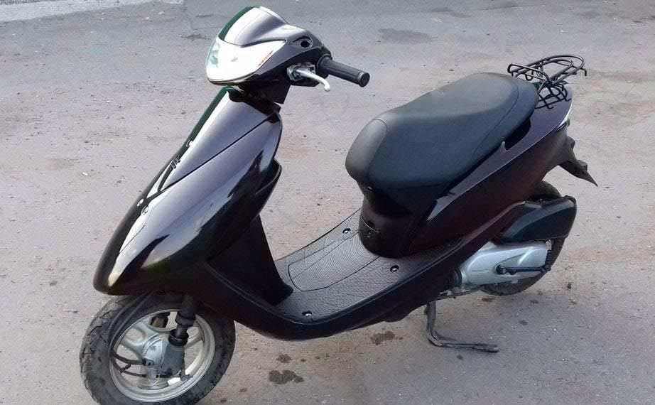 Житель Рудного украл скутер в подарок сыну