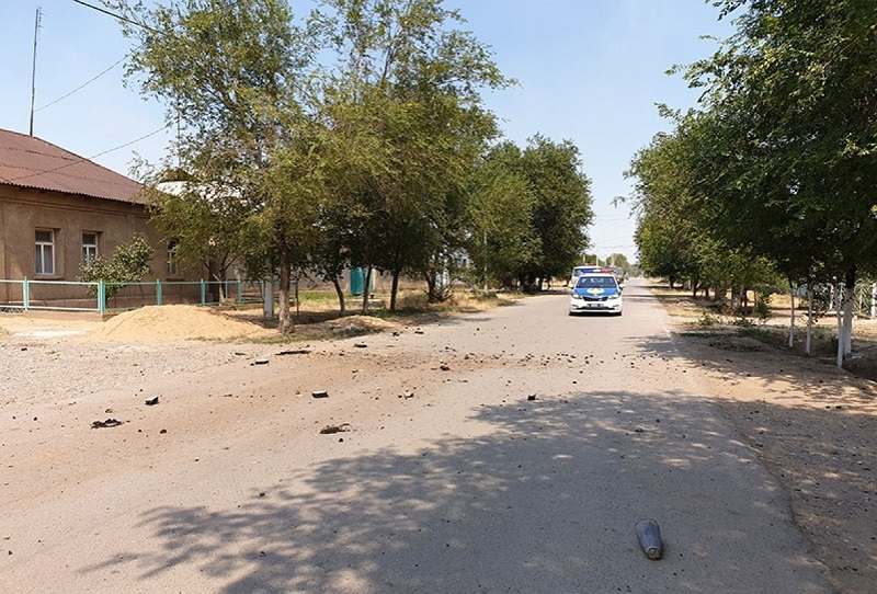 Следствие рассматривает все версии причин взрывов боеприпасов в Арыси, в том числе поджог