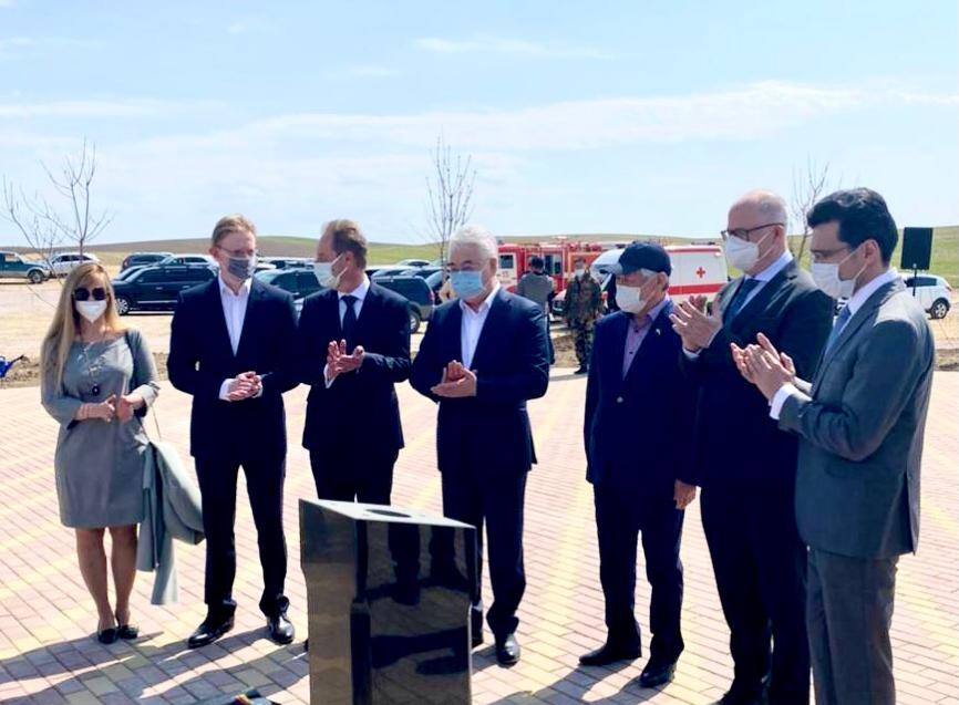 Германская компания строит комбинат на 810 млрд тенге в Жамбылской области