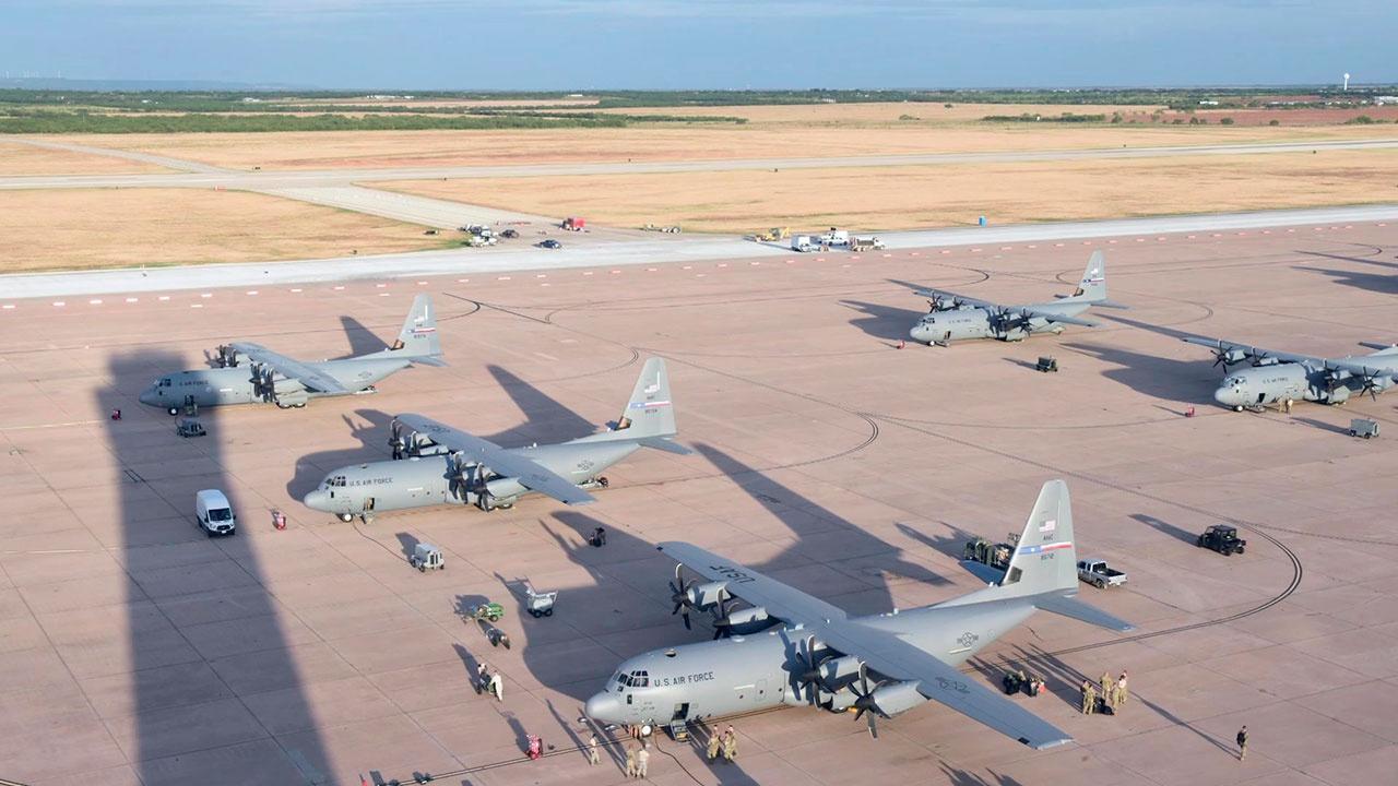 Стрельба произошла на базе ВВС США в штате Техас